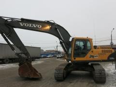 Гусеничный экскаватор Volvo EC290