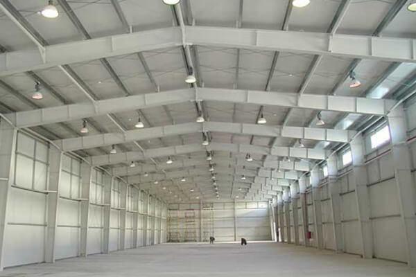Производство складов из металлоконструкций