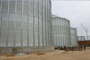 Производство зернохранилищ из металла