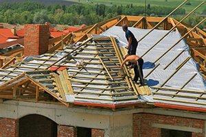 Реконструкция крыши здания