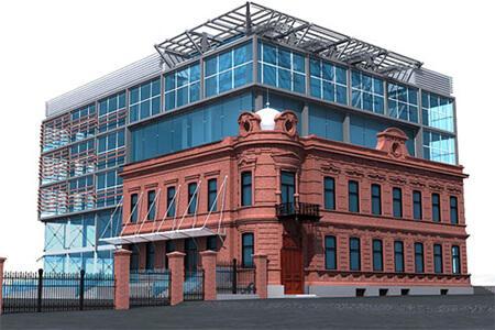 Реконструкция существующих зданий