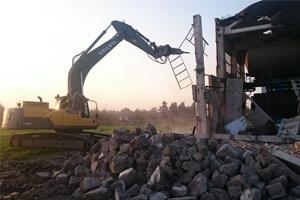 демонтаж железо-бетонных конструкций 2