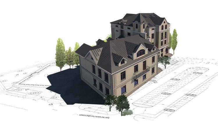 Реконструкция общественного здания